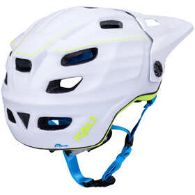 Kali Maya 2.0 - Casco de bicicleta - blanco
